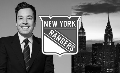 New York Rangers-Jimmy Fallon
