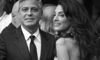 George Clooney Amal Alamuddin wedding 2014